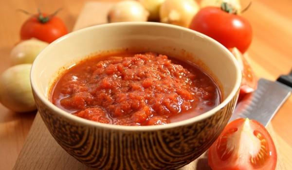 как сделать соус сальса