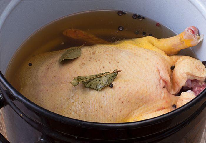 маринад для гуся рецепт