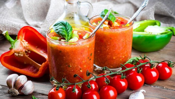 Аджика из кабачков с томатной пастой