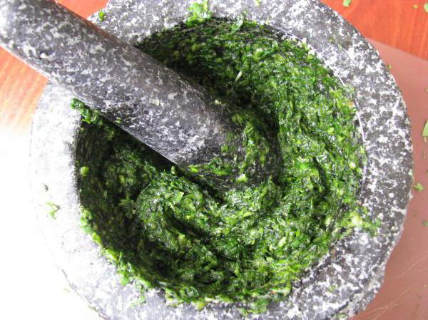 Аджика из петрушки рецепты