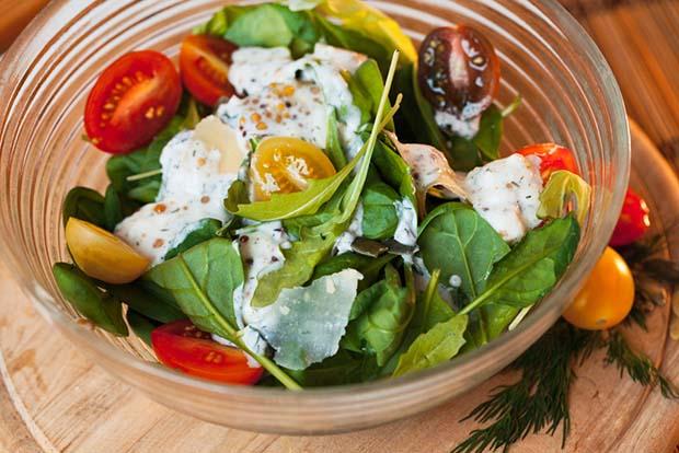 Заправки и соусы для греческого салата