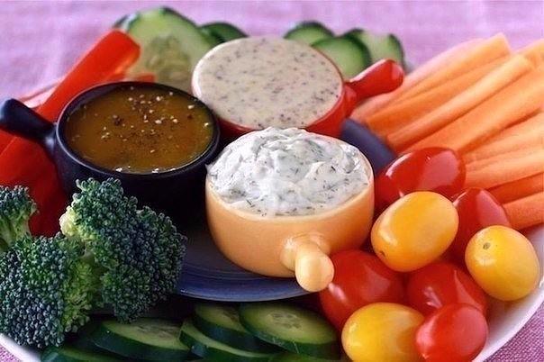Соусы для детских блюд
