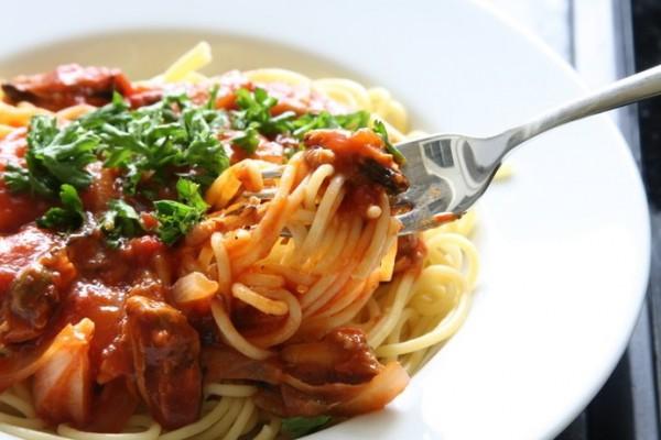 соус из помидоров для спагетти